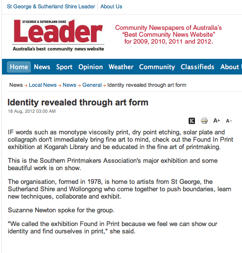 Leader article - Click to review in full