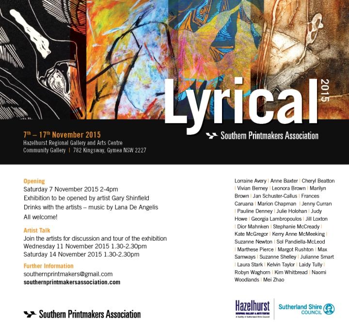 Lyrical-email invite