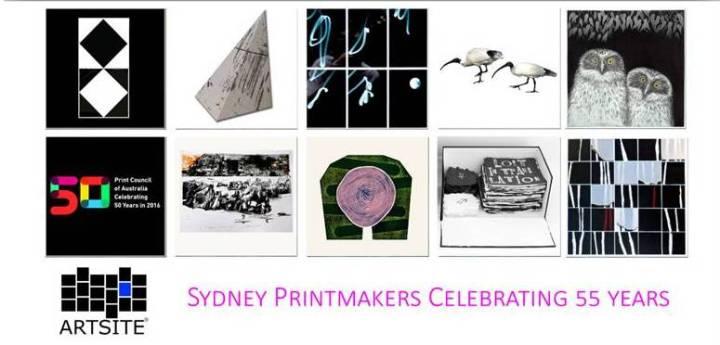 sydney printmakers